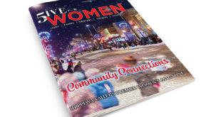 5 for Women December 2020 cover image